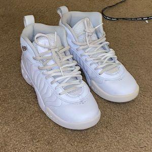 Pure Platinum Jordan Jumpan Pro